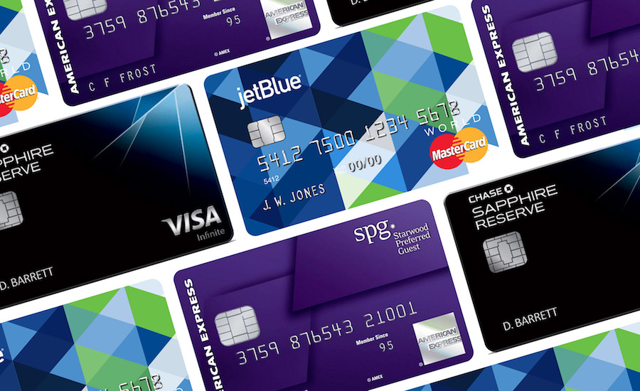 Credit Cards with the Best Travel Benefits