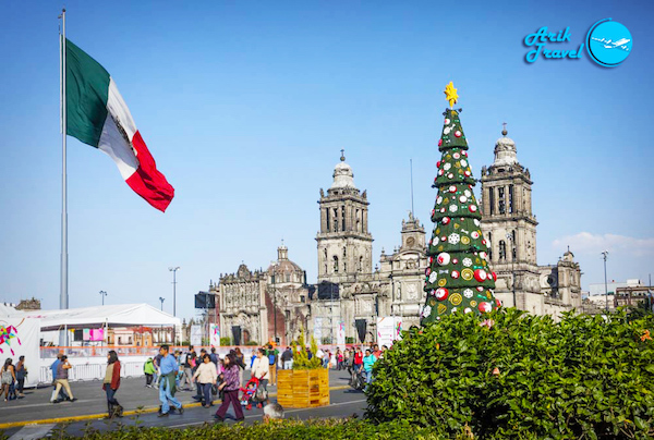 Celebrate the Holidays in Mexico