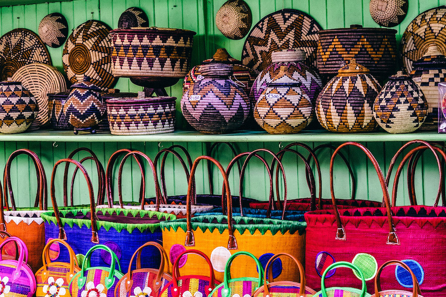 The Well-Traveled Souvenirs