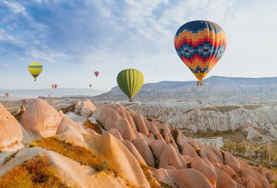 Treasured Second Cities in Turkey You Can't Miss